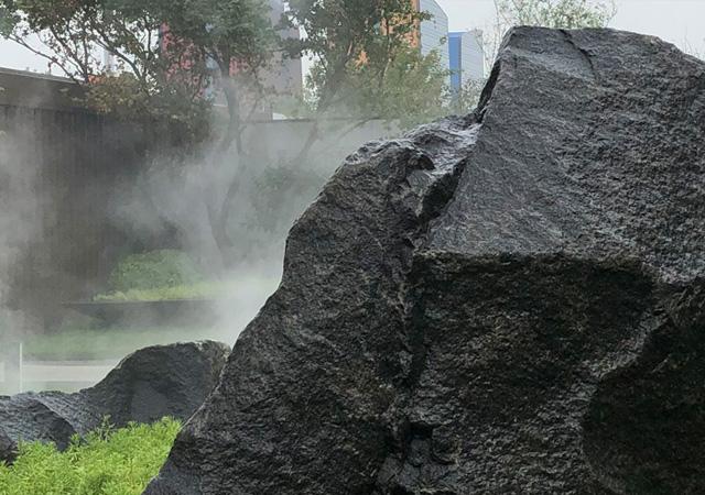 滨州青石材,森林绿石材,浪淘沙石材